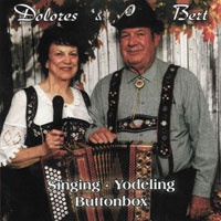 Singing Yodeling Buttonbox CD Cover
